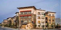 沃斯堡大都会酒店住宅综合体项目