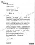 喜讯:亨瑞集团总裁与副总裁获魁省移民顾问资格执照
