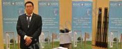 亨瑞集团副总裁茹雷应邀参加加拿大移民顾问行业协会2012年会