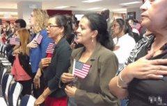 独立日聚焦|又一批新移民入籍美国了!