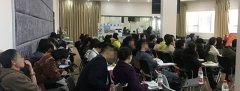 亨瑞ca88亚洲城娱乐昆明分公司成功举办美国移民留学分享会